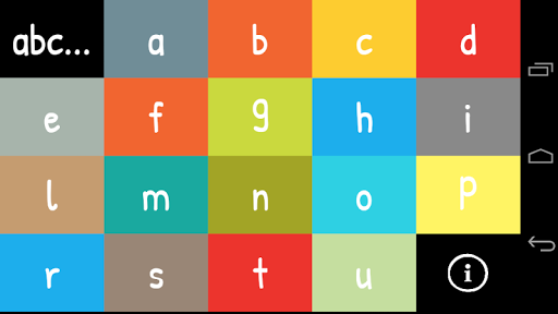Scottish Gaelic ABC