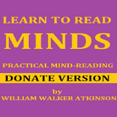 Learn to Read Minds - DONATE