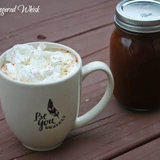 Pumpkin Spice Latte Syrup.