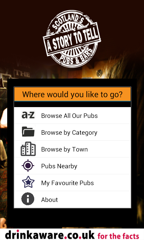 Scotland's Pubs And Bars- screenshot