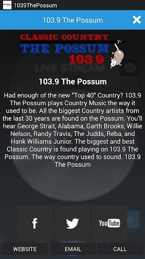 【免費音樂App】1039ThePossum-APP點子