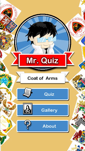 Mr Quiz: Coat of Arms