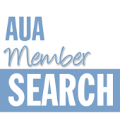 AUA Member Search