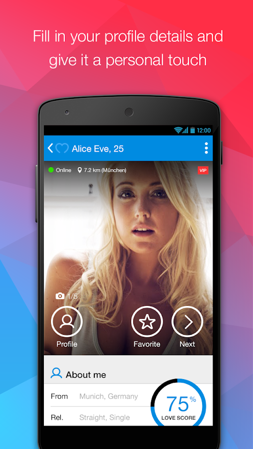 MiuMeet Chat Flirt Dating App- screenshot
