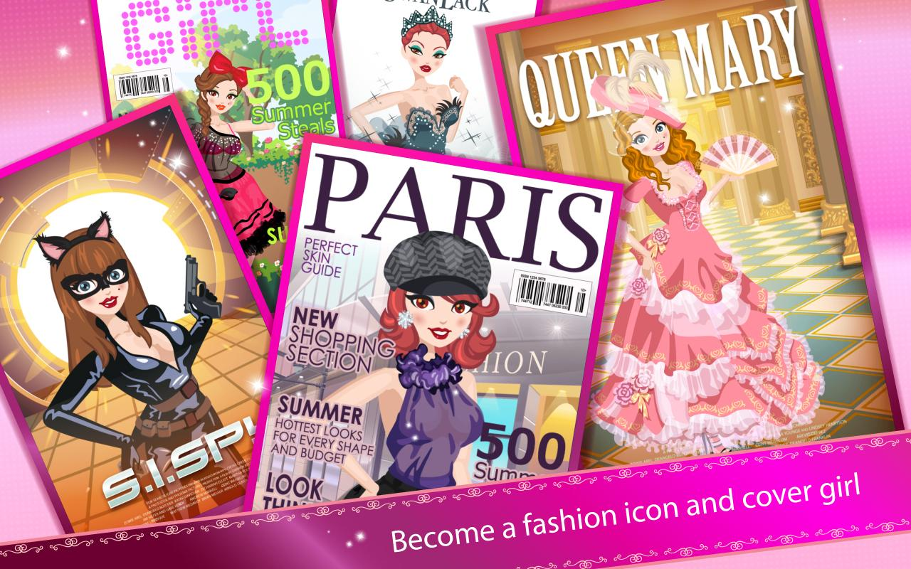 Dress up 247 login - Fashion Style Dress Up Screenshot