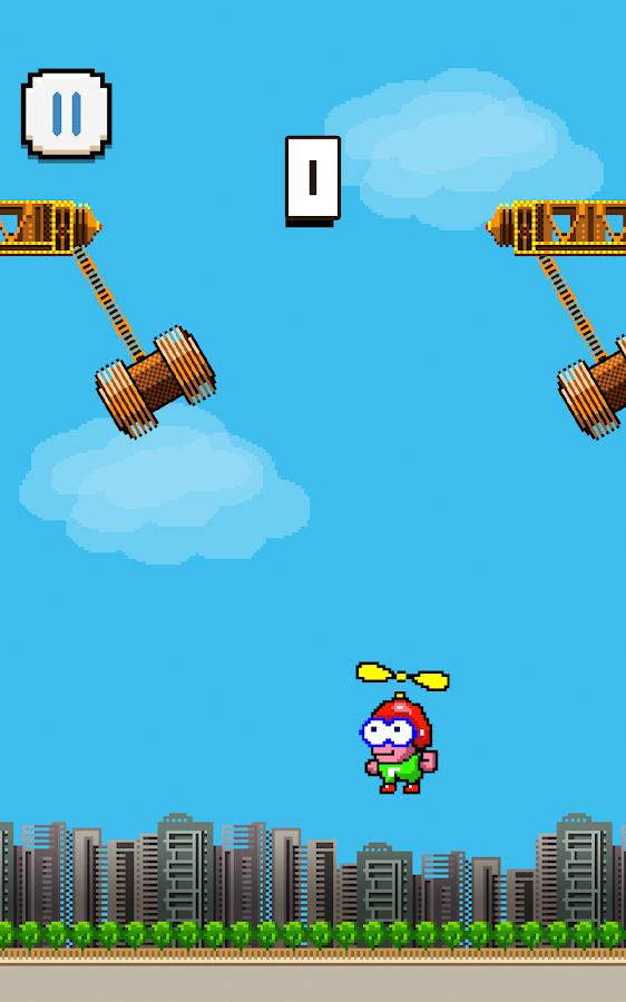 Flying ChopChop- screenshot