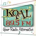 KQAL 89.5 logo