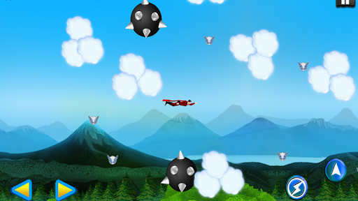 Heart of a Air Hero : Sky Fly