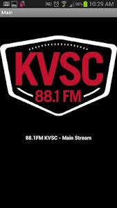 KVSC screenshot 1