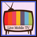 FREE Live TV for Android icon