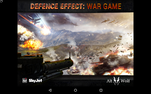 Defence Effect HD- screenshot thumbnail