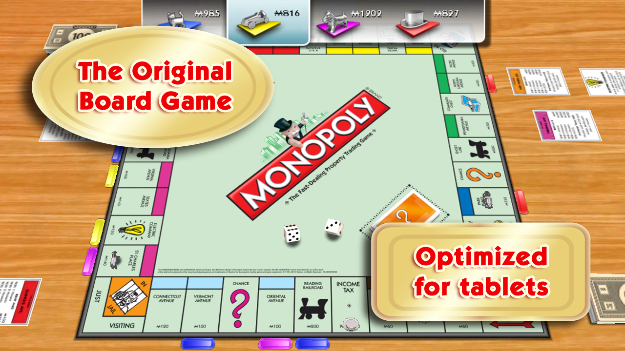 MONOPOLY- screenshot