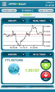 OptionRally Mobile Trader - screenshot thumbnail