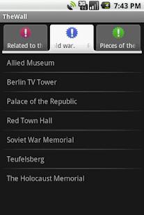 The Wall - Berlin Wall live - screenshot thumbnail