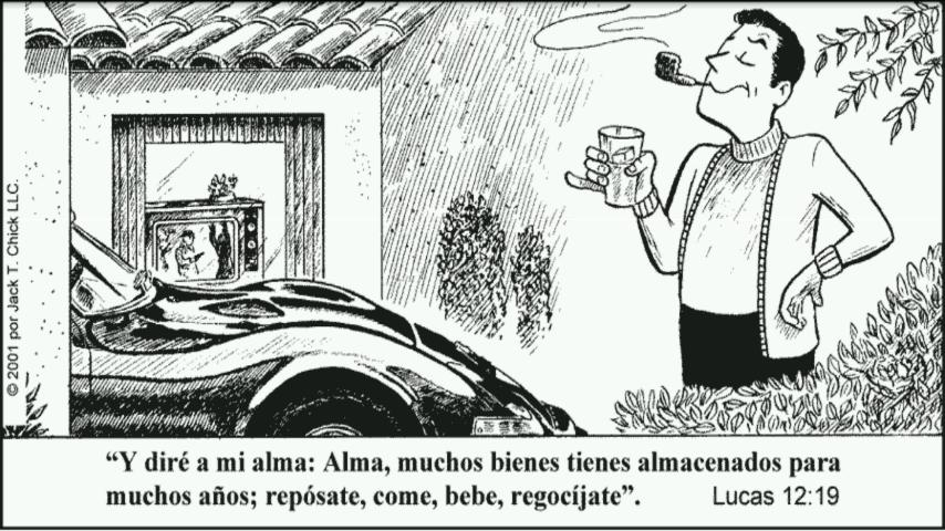Chick Tracts - Spanish- screenshot