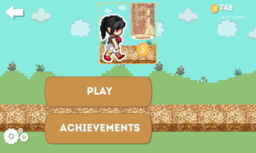 Girl Game Dash
