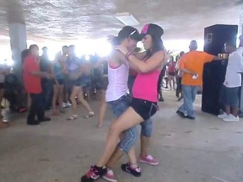 Hot Street Bachata Dance