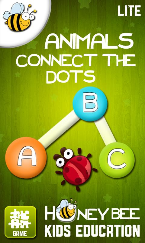 Animals Connect Dots Lite - screenshot