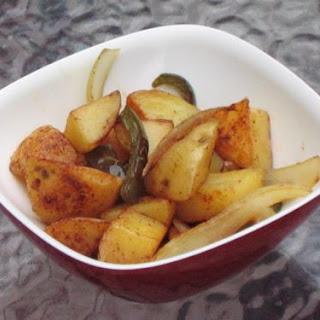 Lighter Home Fries