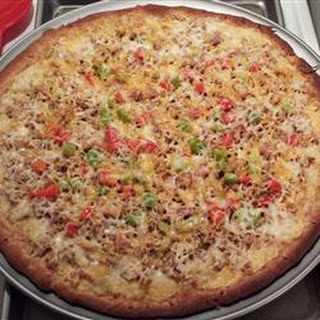 Tuna Pizza.