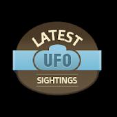 Latest UFO Sightings