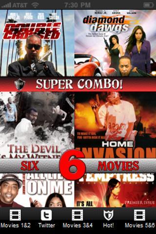 6 Movie Super Combo Volume 1