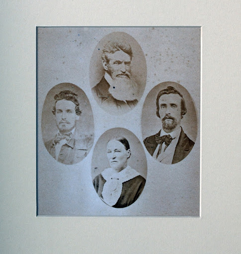 John Brown, Mary Ann Day Brown, Oliver Brown, Watson Brown