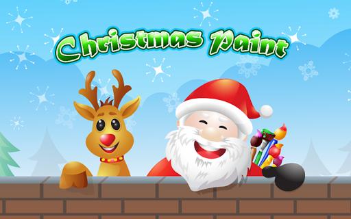 Kidoko Christmas Paint Free