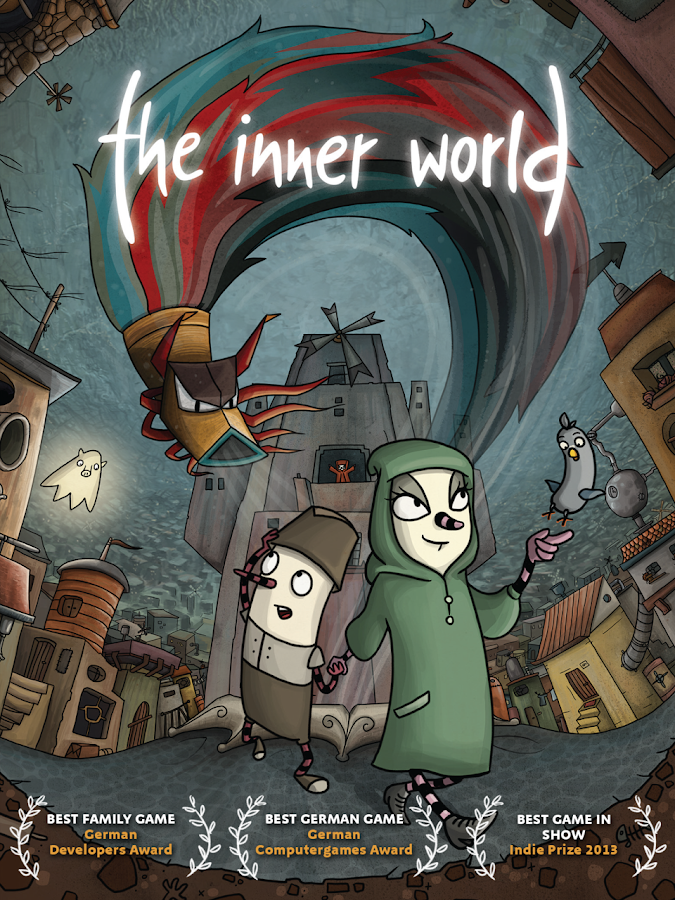 The Inner World - screenshot