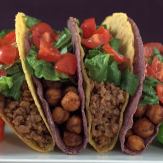Chickpea Tacos.