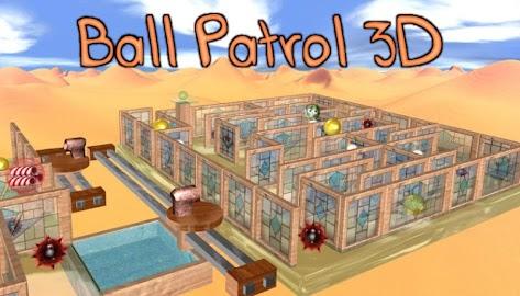 Ball Patrol 3D Screenshot 1