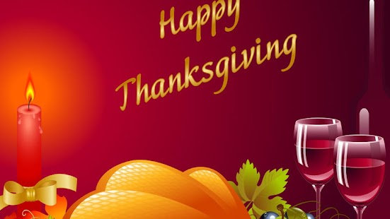 THANKSGIVING LIVE WALLPAPER - screenshot thumbnail