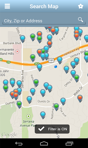 Homes in Agoura