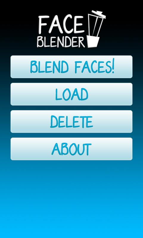 Face Blender Free Photo Booth - screenshot