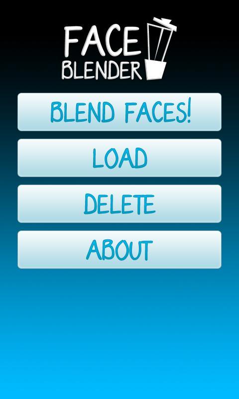 Face Blender Free Photo Booth- screenshot