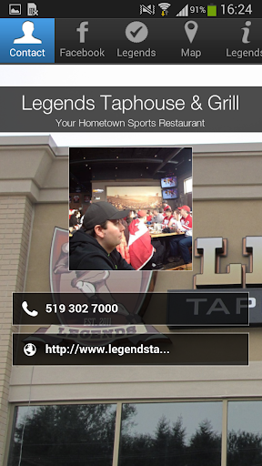 Legends Taphouse Grill
