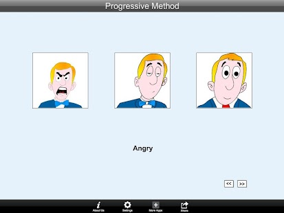 Emotions Progressive Method 教育 App-愛順發玩APP