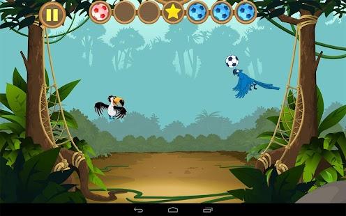 RIO 2 Sky Soccer!- screenshot thumbnail