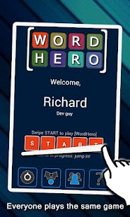 WordHero : Word Hero - screenshot thumbnail