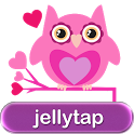 Cute Love Owls Theme Go SMS icon