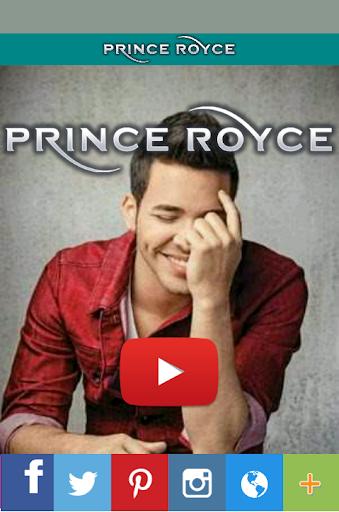 Letras de Prince Royce App