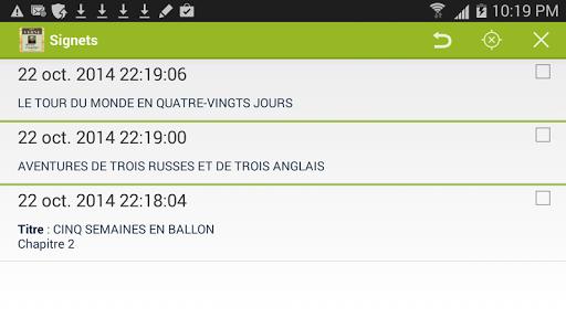 【免費書籍App】Jules Verne : Oeuvres majeures-APP點子