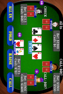 Poker - Texas Holdem - screenshot thumbnail