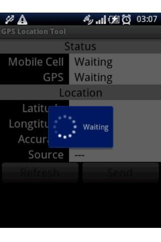GPS Location Tool