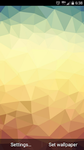 Low Poly - 3D Live Wallpapers v1.3