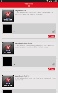 Virgin Radio Italia- screenshot thumbnail