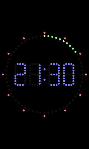 LED Studio Clock