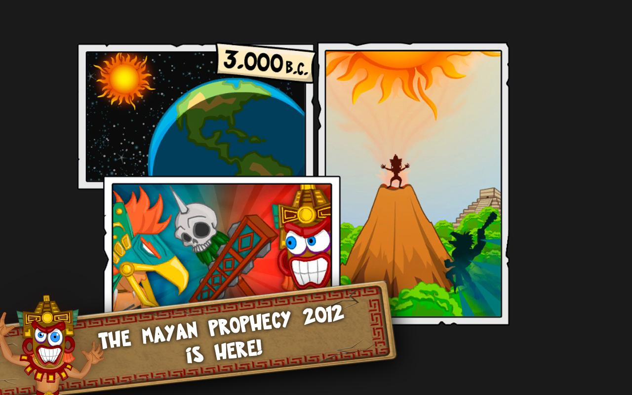 Mayan Prophecy- screenshot