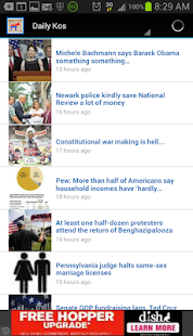 Political Nation Left - screenshot thumbnail