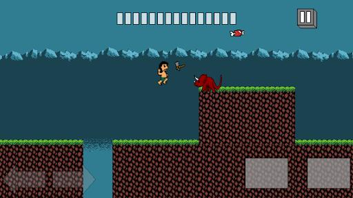 Caveman War - Platform Game